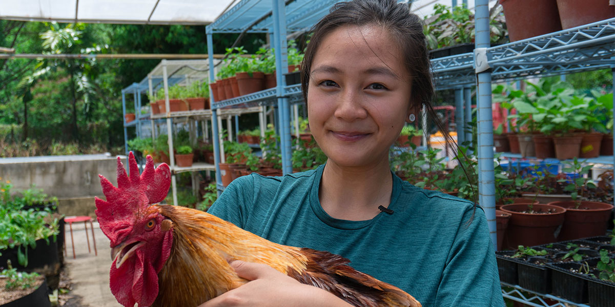Kimberly Hoong: Yale-NUS Graduate Who Rejected The Corporate Life To Be An Urban Farmer