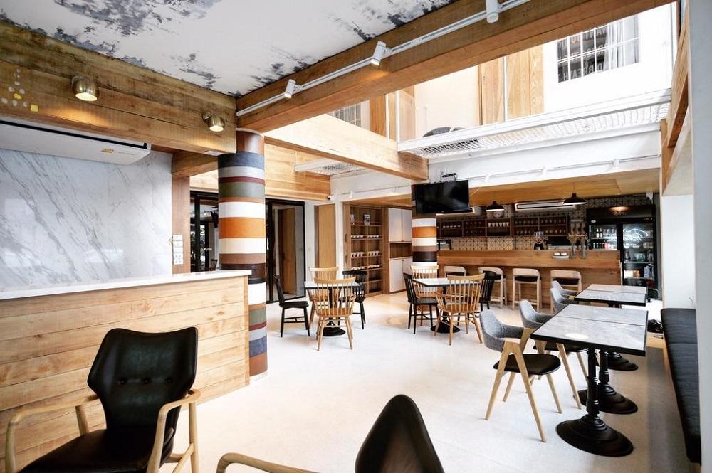 The Pattern cafe