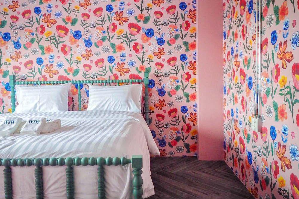 WIW Mini Hotel floral