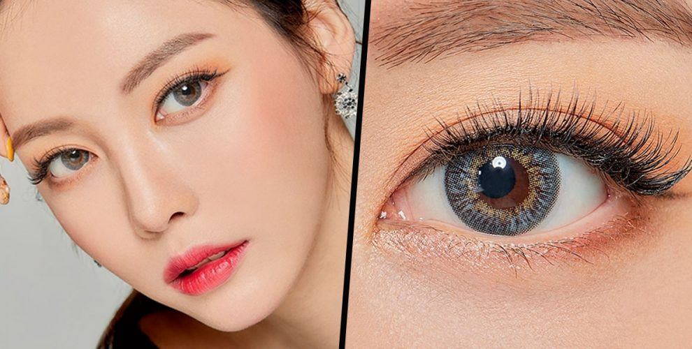 26fc233cb3 7 Floral Coloured Contact Lenses From $7/Lens That Ship From Korea To SG