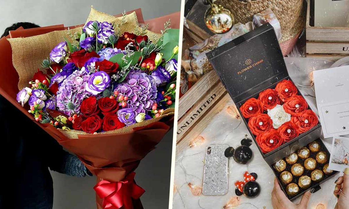 17 Affordable Flower Delivery Services With Bouquets From 12 Including Free Same Day Delivery Options Zula Sg