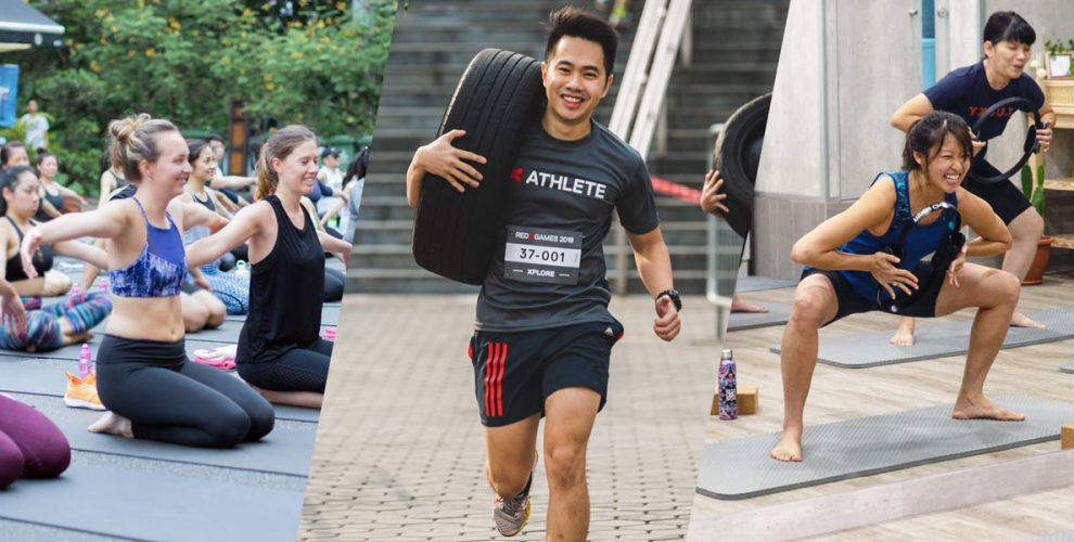 19 Free Fitness Classes & Events In Singapore (July 2019) - ZULA sg