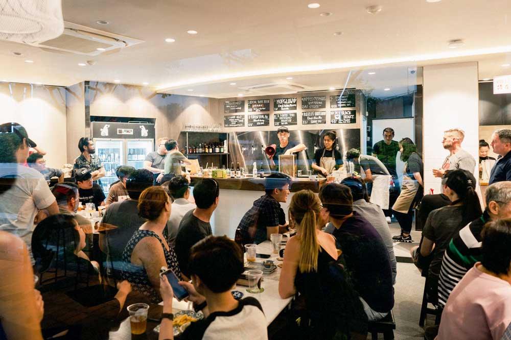 aesthetic bars singapore  orh gao