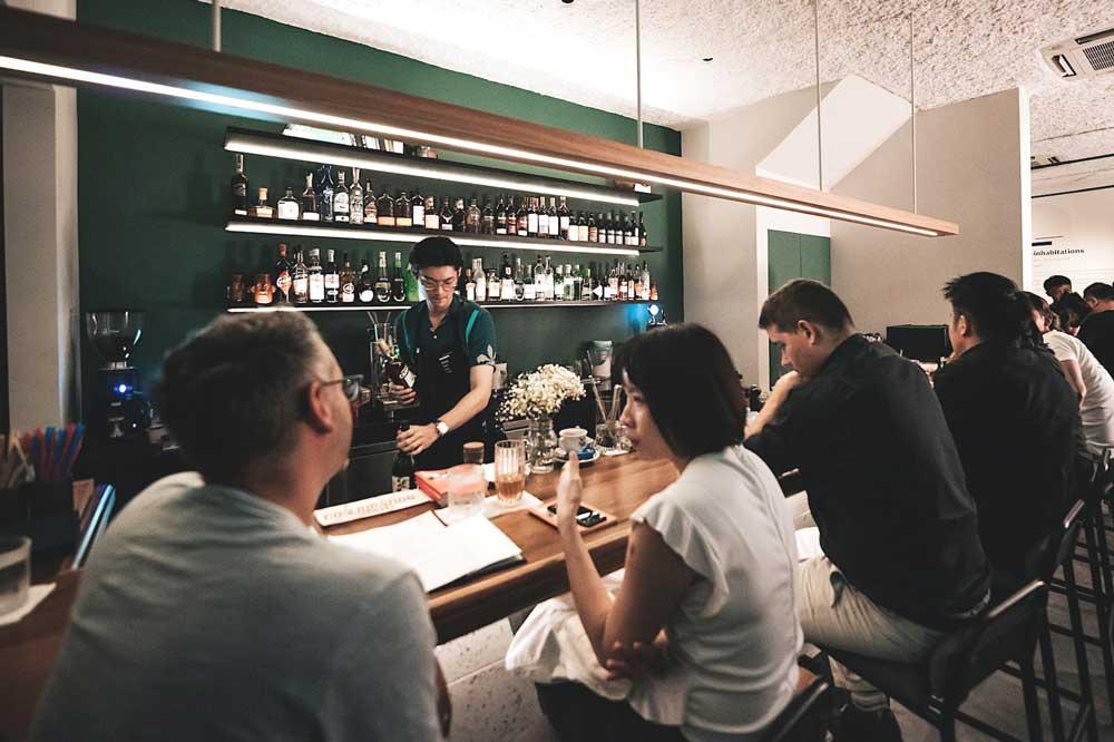 aesthetic bars singapore taac