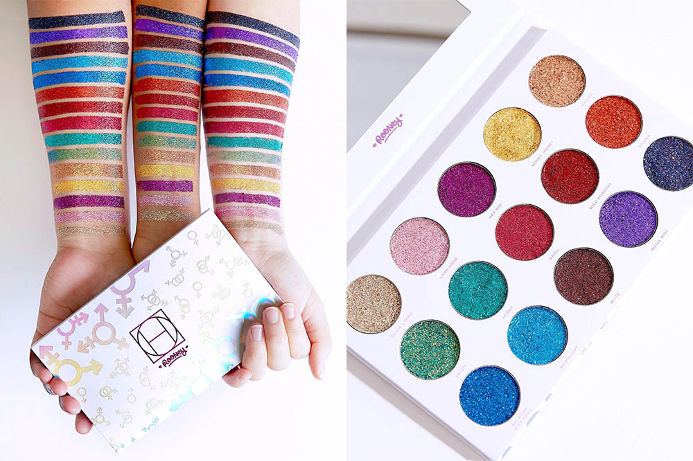beauty rainbow hipdot