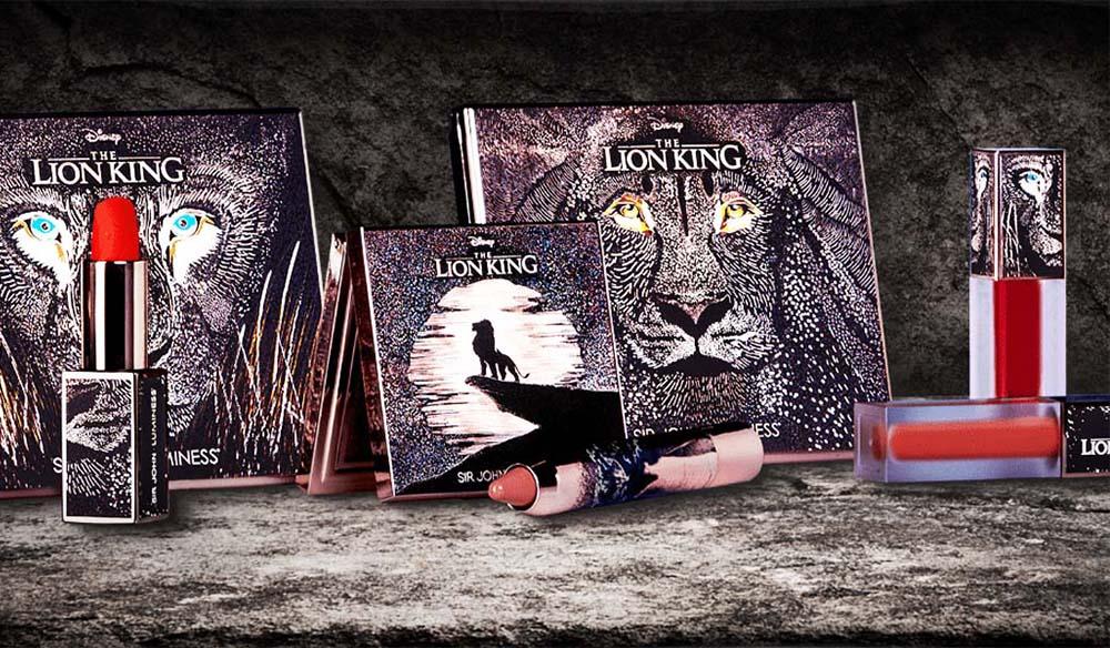 lion king makeup collection