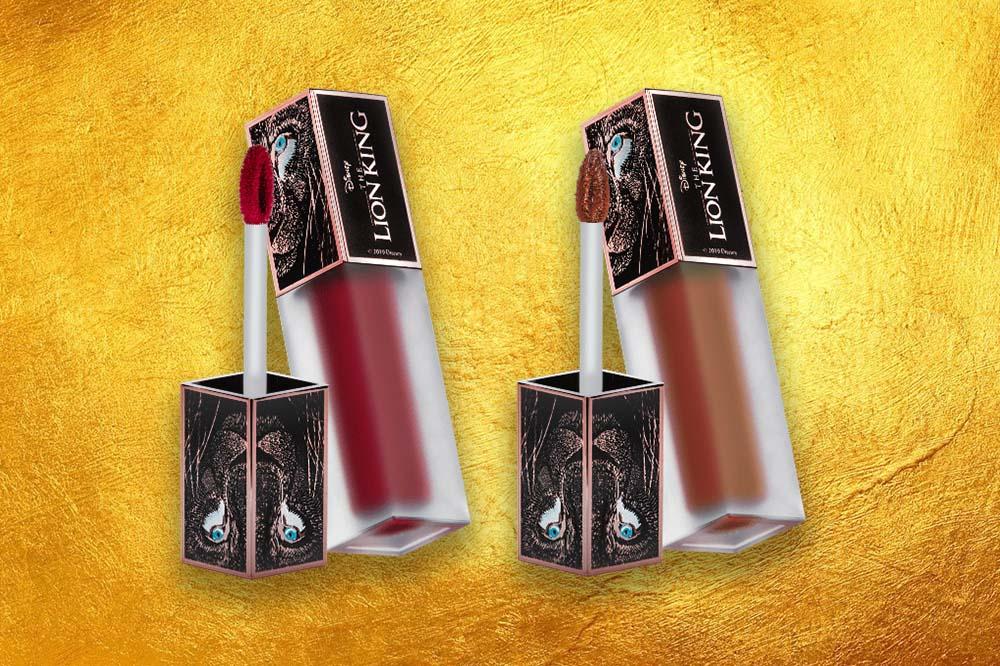 lion king makeup liquid lipsticks