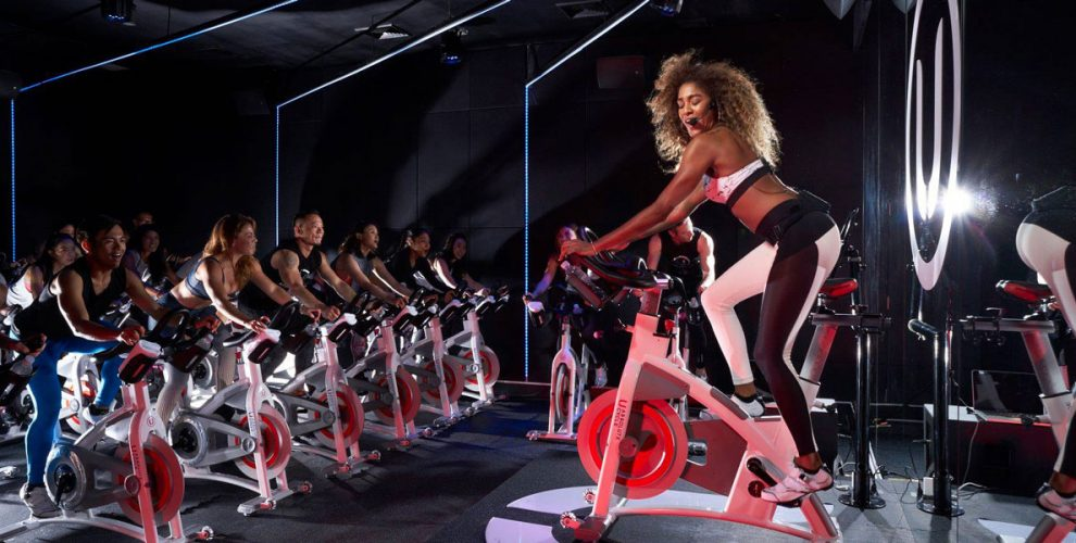 spin classes singapore