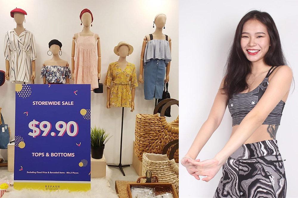 Sustainable Fashion Refash
