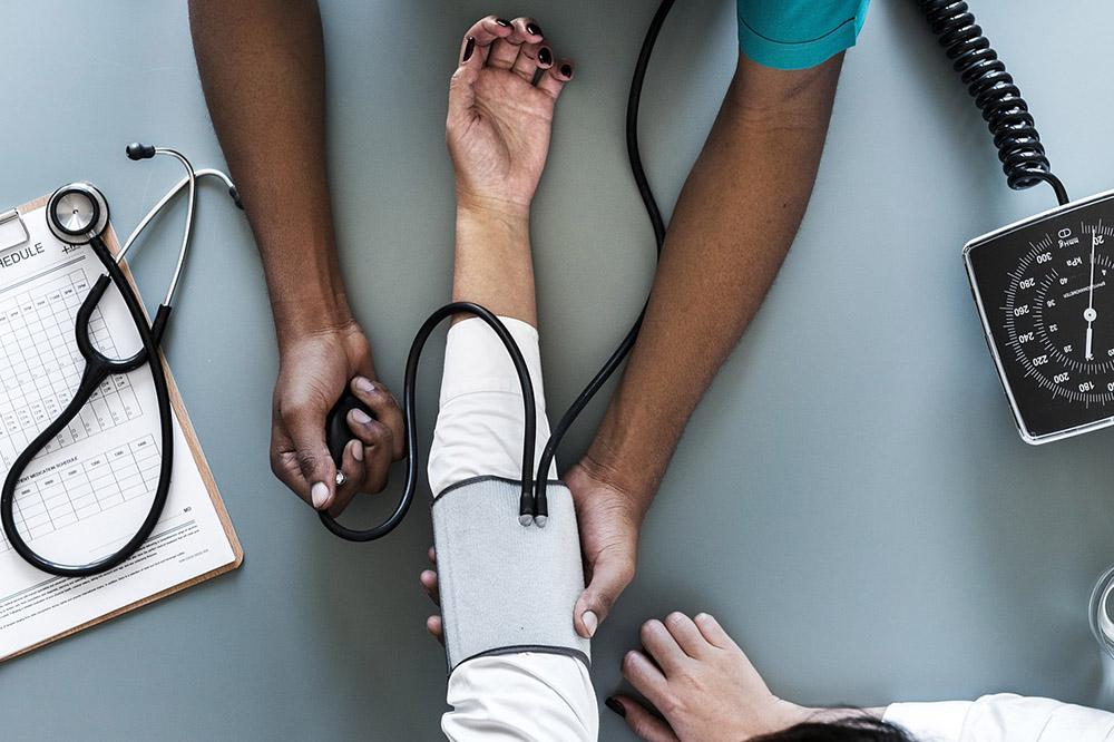 health checks blood pressure