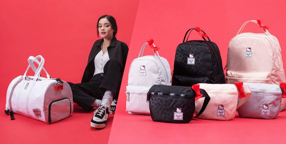 hello kitty herschel cover image
