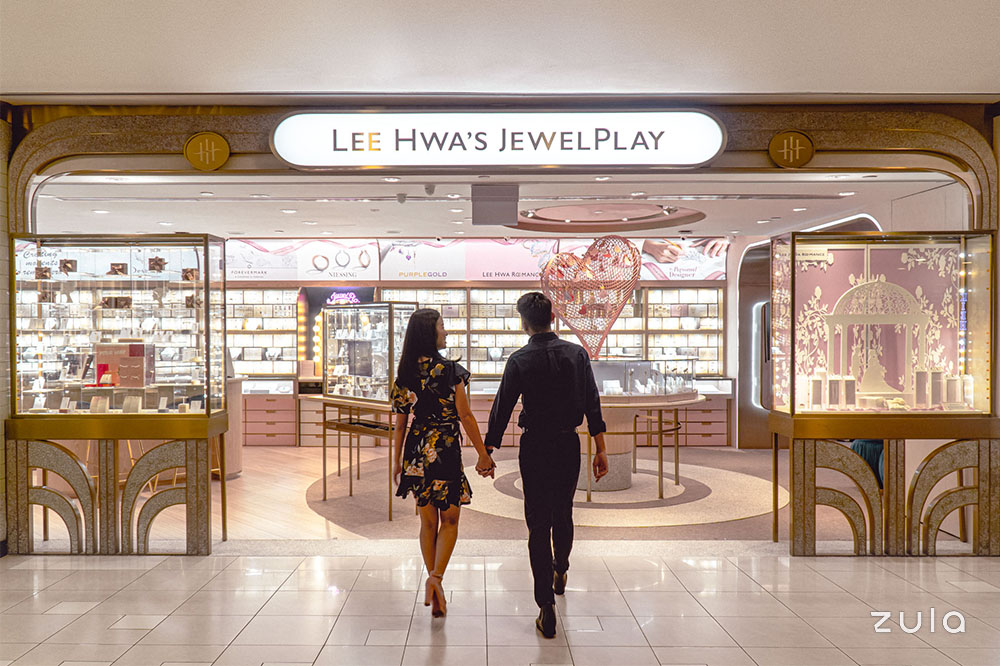 lee hwa jewelplay entrance