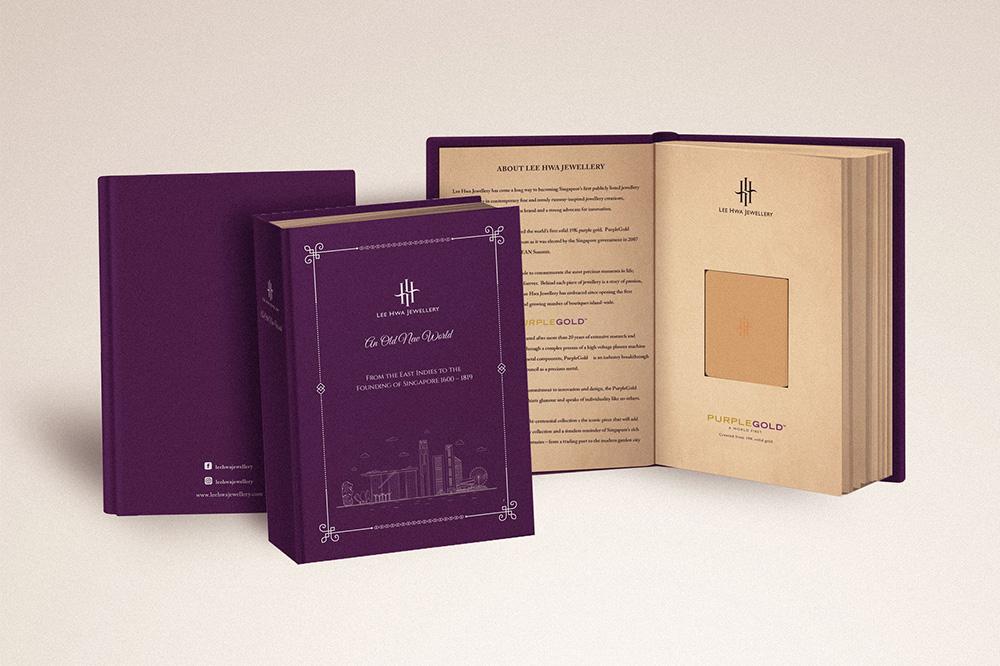 lee hwa bicentennial collection gift box