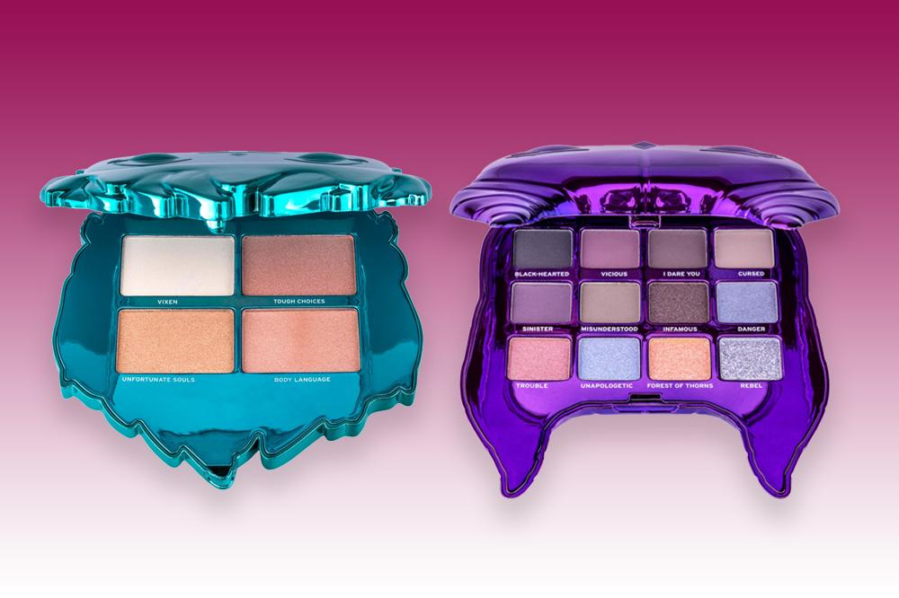 funko disney villain makeup palettes