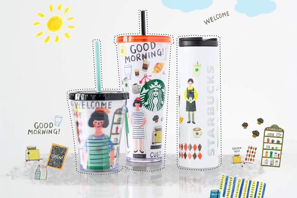 starbucks culture collection