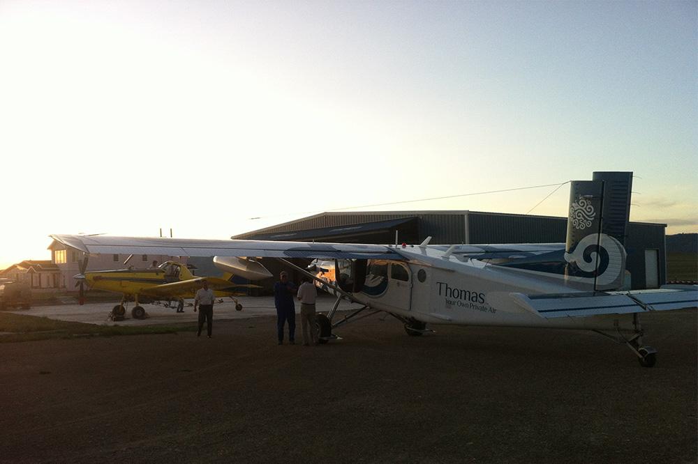 mongolia-plane
