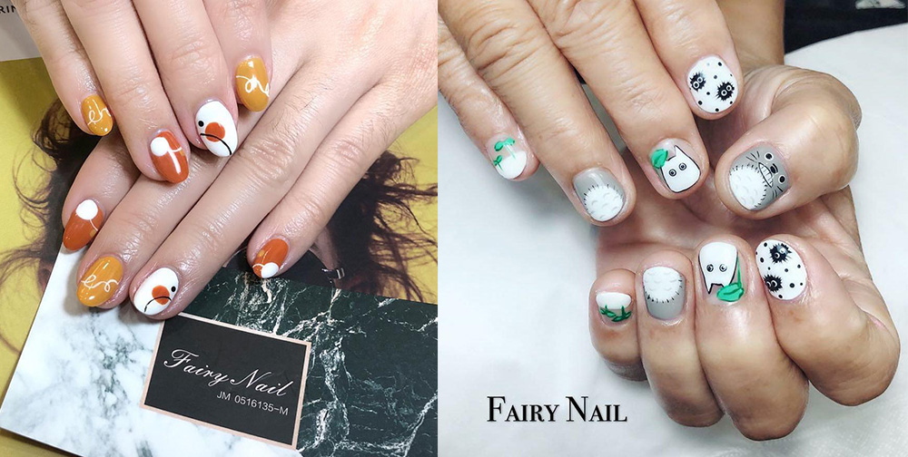 fairy nail salon