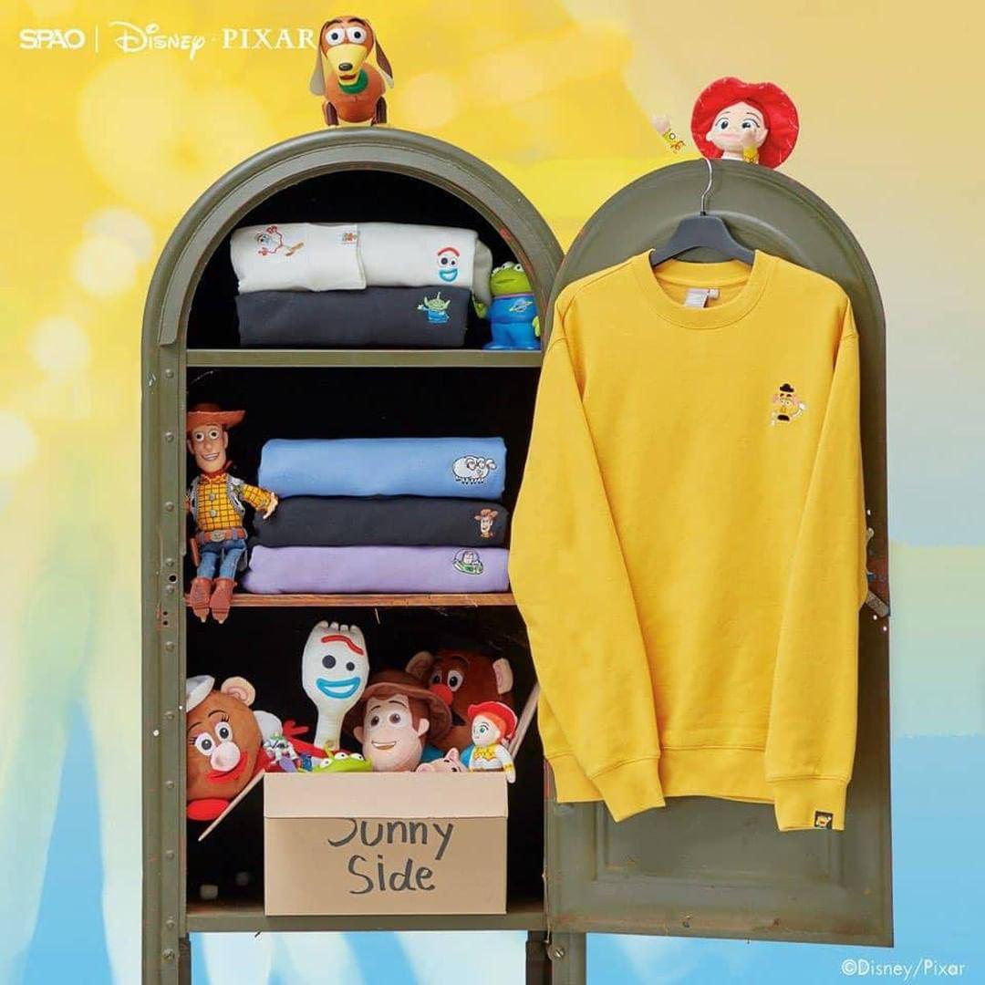 spao toy story sweaters