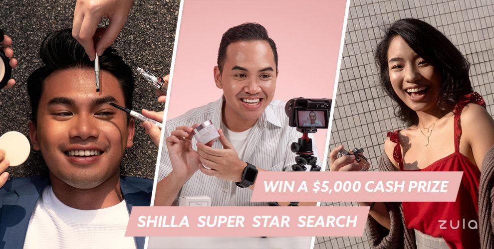 shilla super star cover image