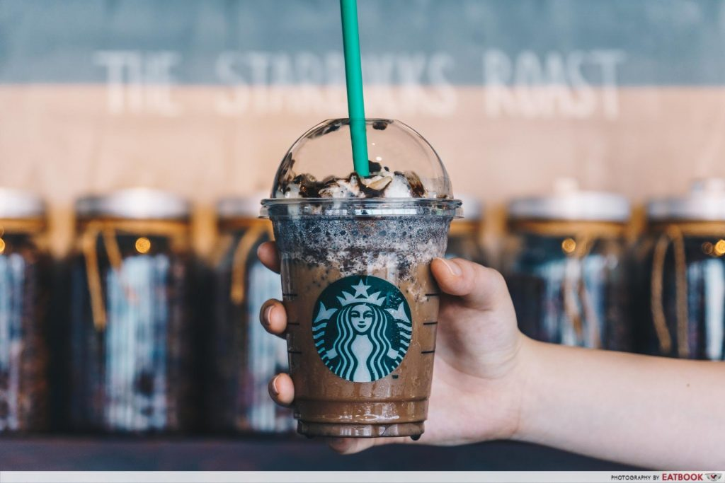 starbucks app drink