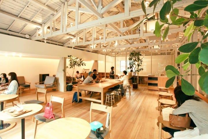 tokyo cafes dandelion
