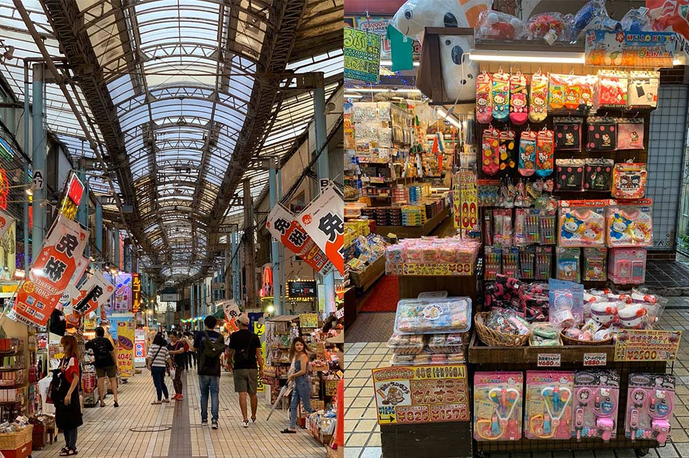 okinawa-itinerary-makishi-market