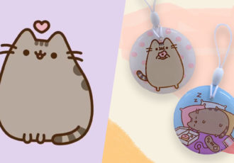 pusheen ez charms cover image