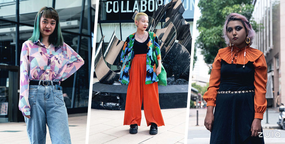 Singapore Street Style Lasalle College Of The Arts October 2019 Zula Sg