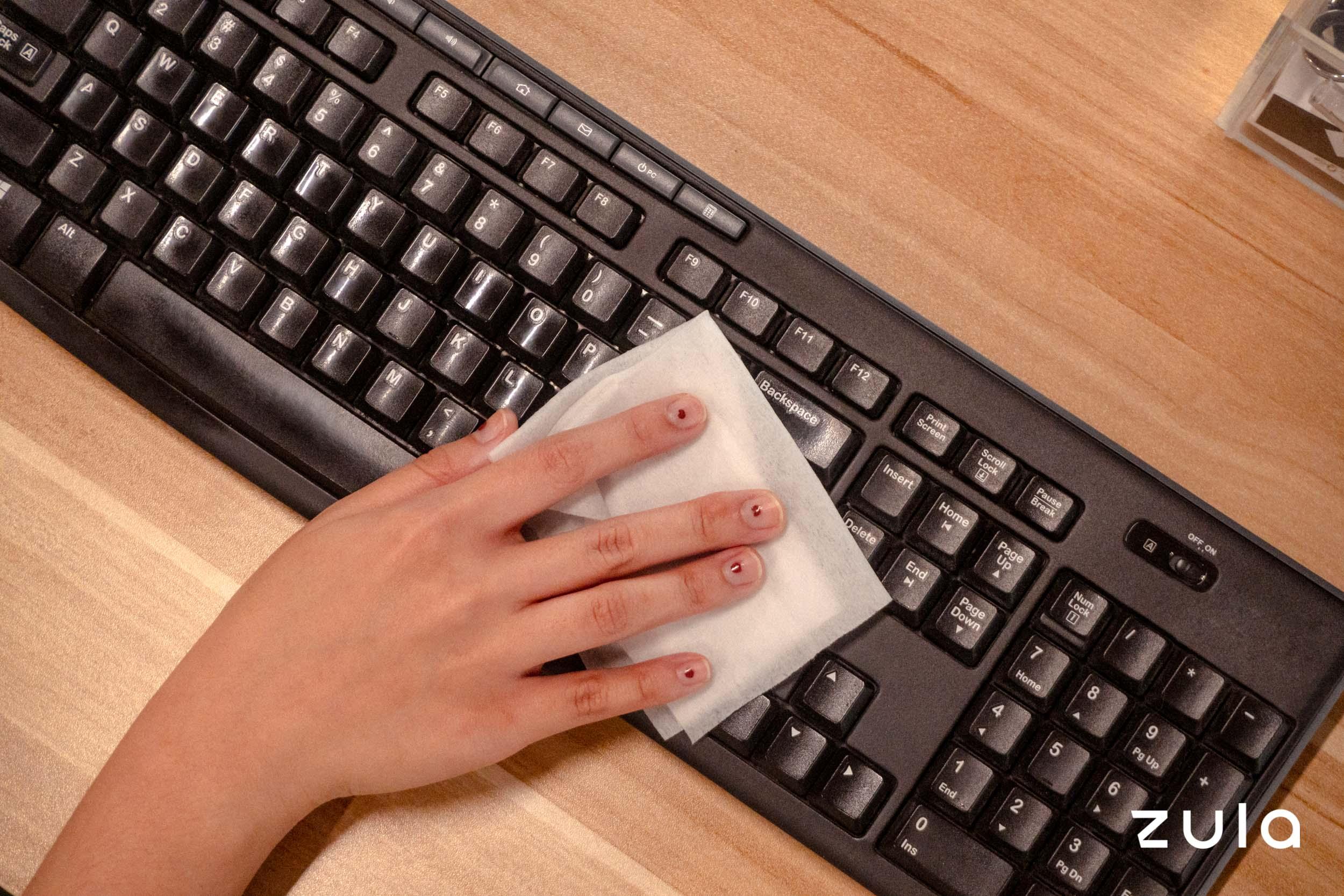 ol life wipe keyboard