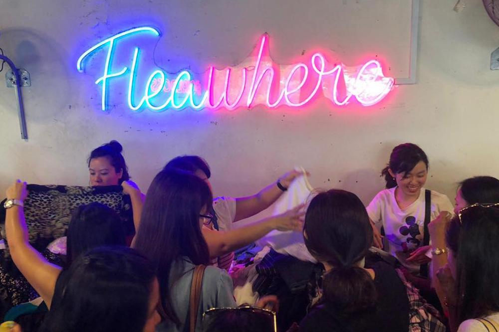 Thrift Shops Singapore Flea Party