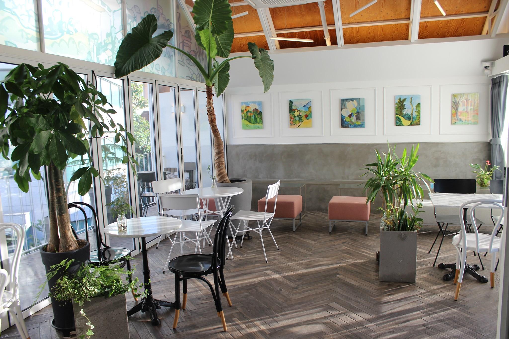 aesthetic cafes seoul clarte coffee