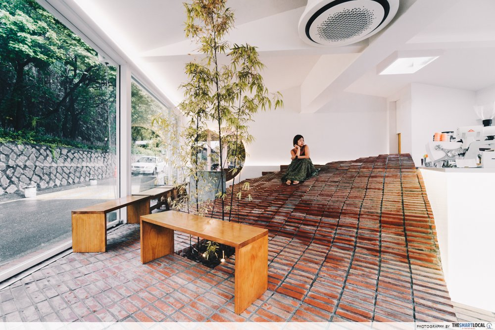 aesthetic cafes seoul coffee nap roasters
