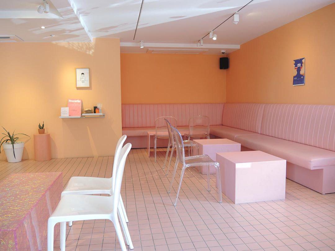 aesthetic cafes seoul dore dore
