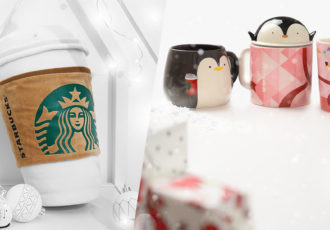 starbucks cushion cover image