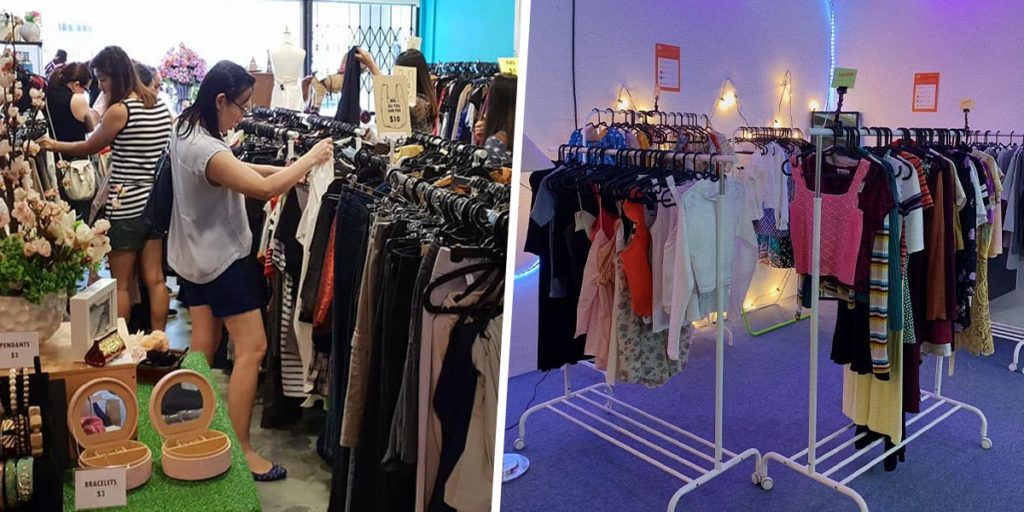 Thrift Shops Singapore