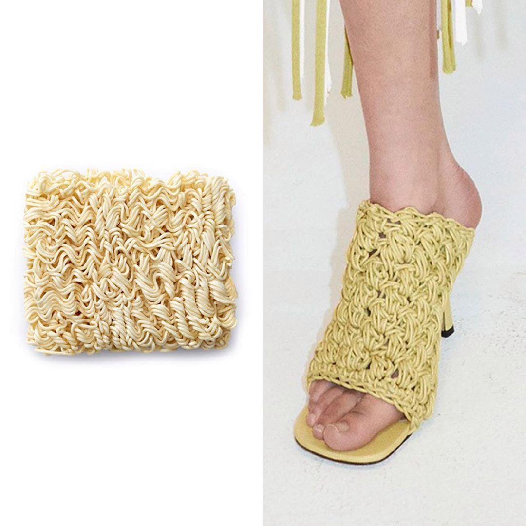 instant noodles bottega veneta