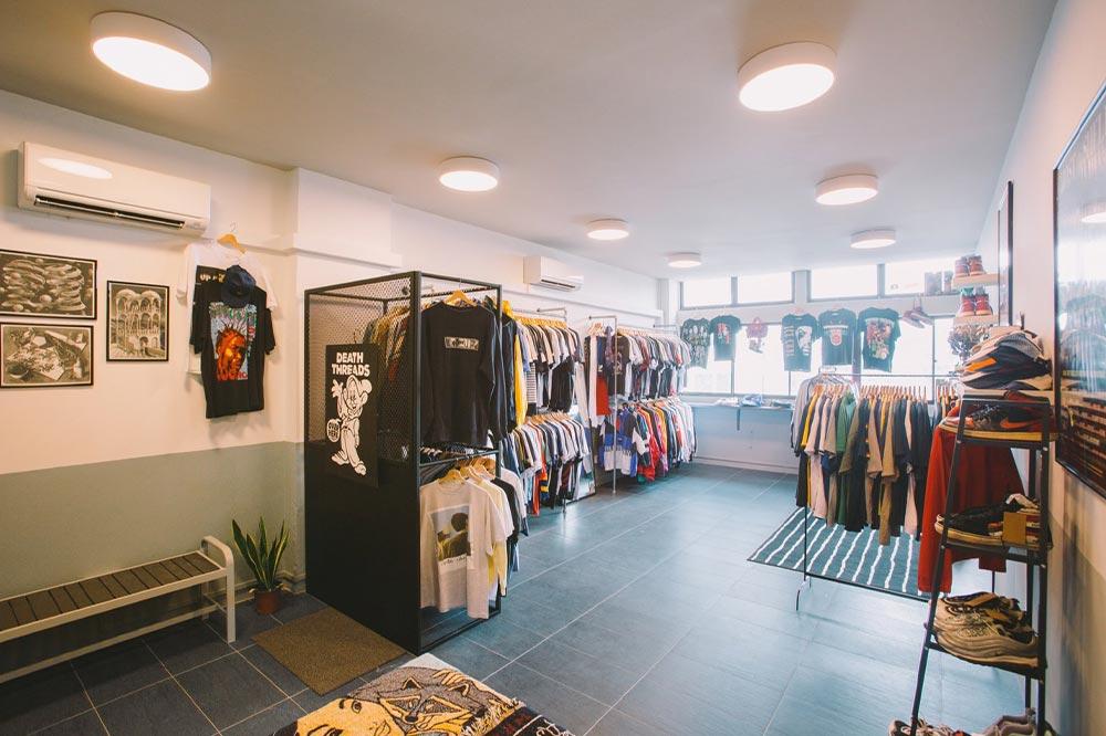 Vintage Shops Singapore Death Threads