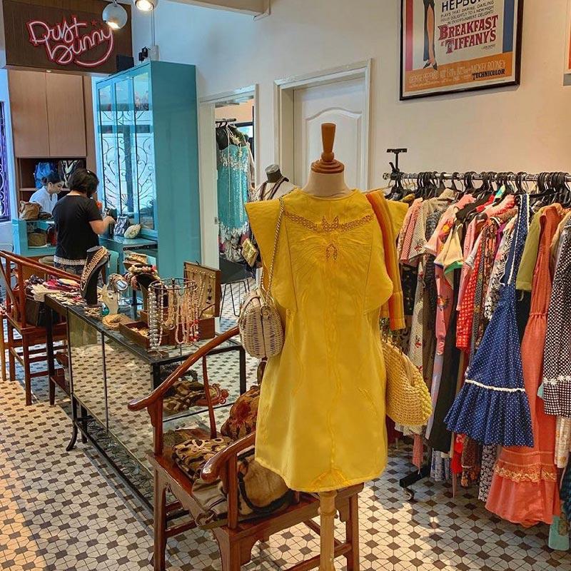 Vintage Shops Singapore Dustbunny