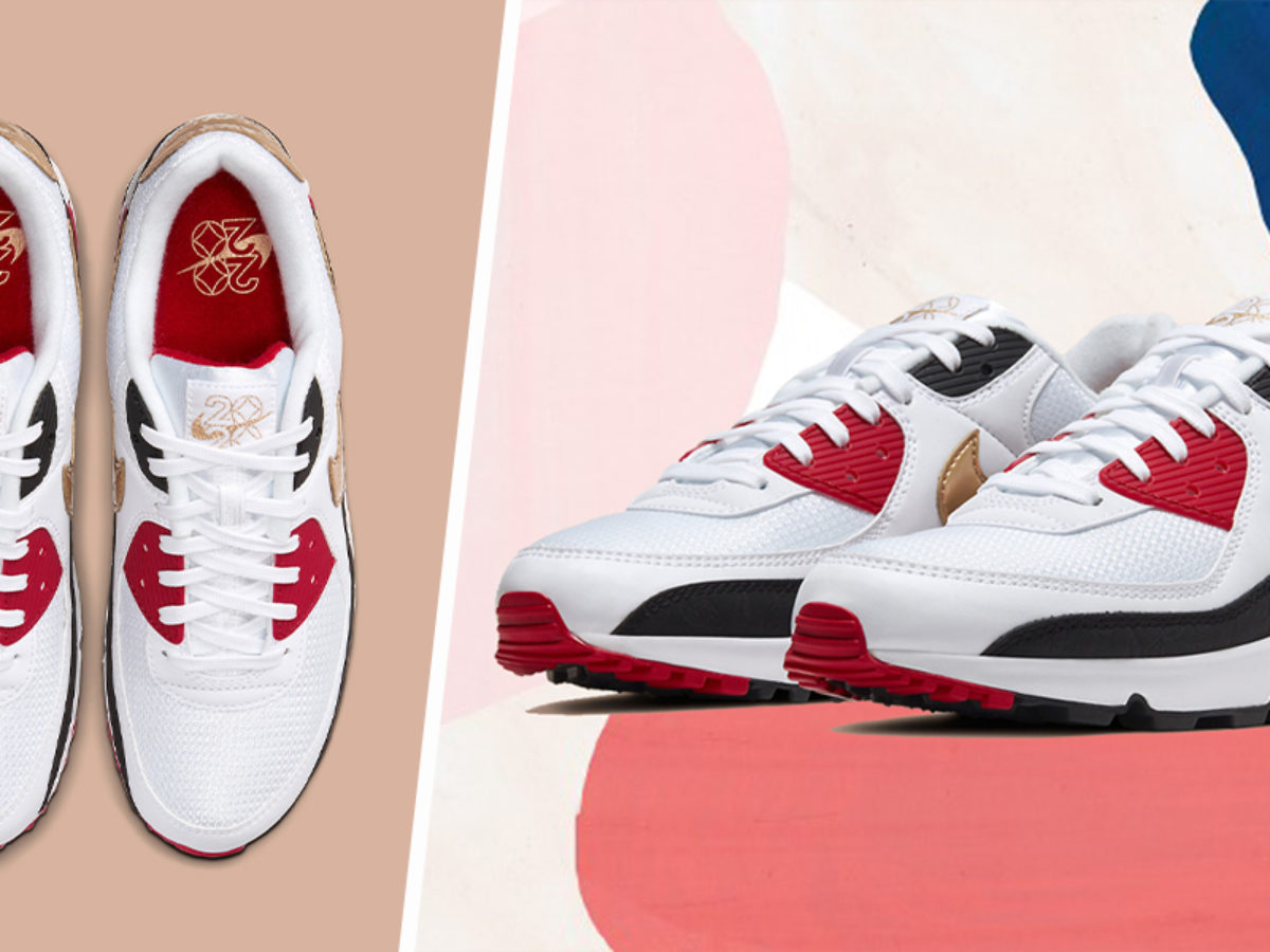 Nike's Tokyo Olympics-Inspired Air Max 90 Trainers Will Add A ...