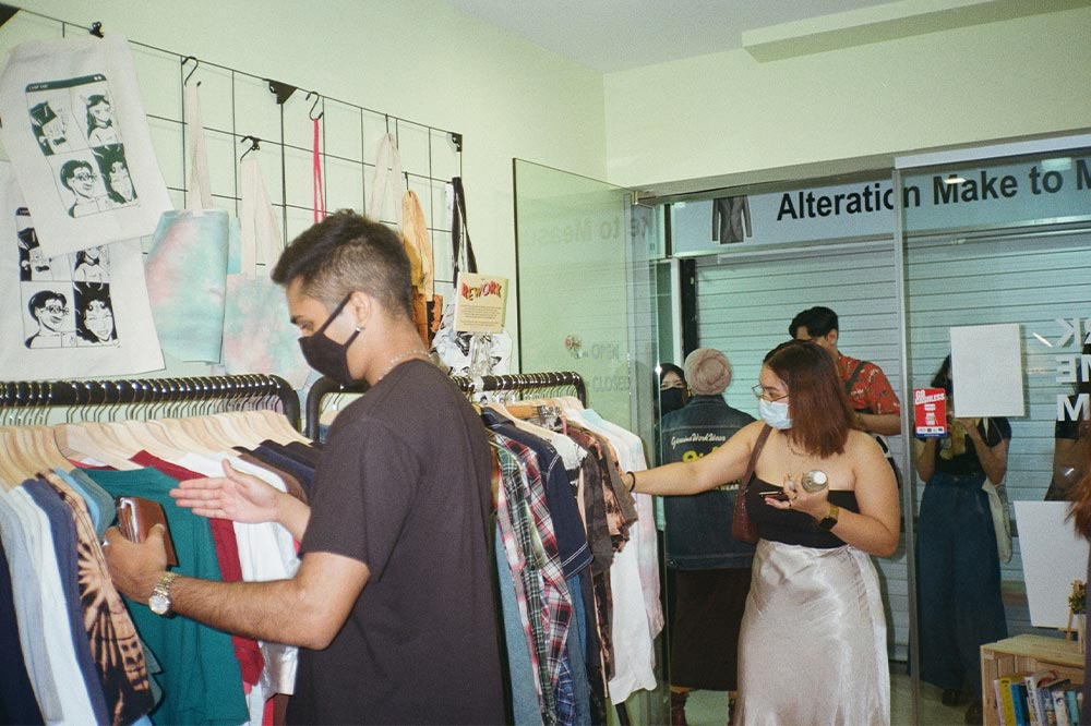 Vintage Shops Singapore Threadlightly