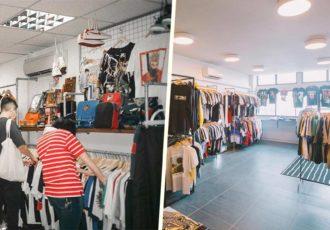 Vintage Shops Singapore