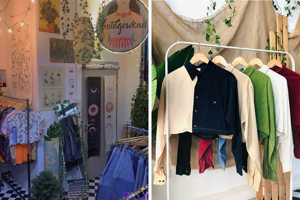 Thrift Shops Singapore Vintagewknd