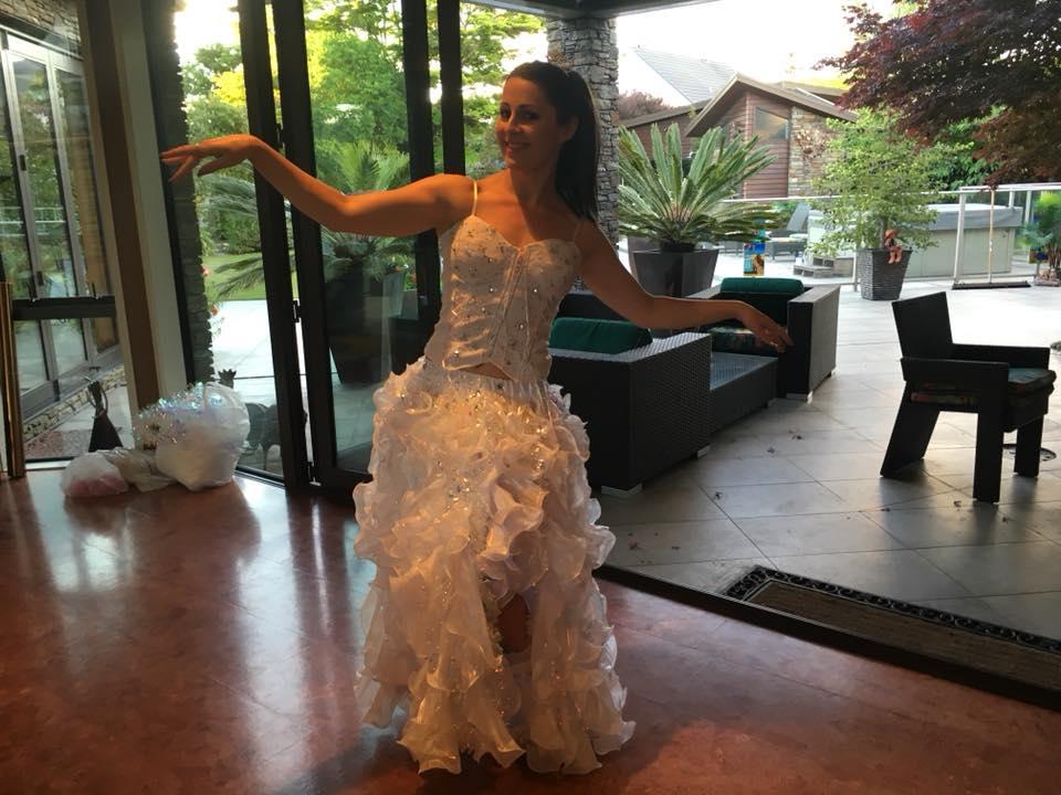 kelsey dancing
