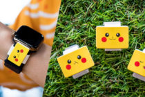 pikachu ez-charm wearables