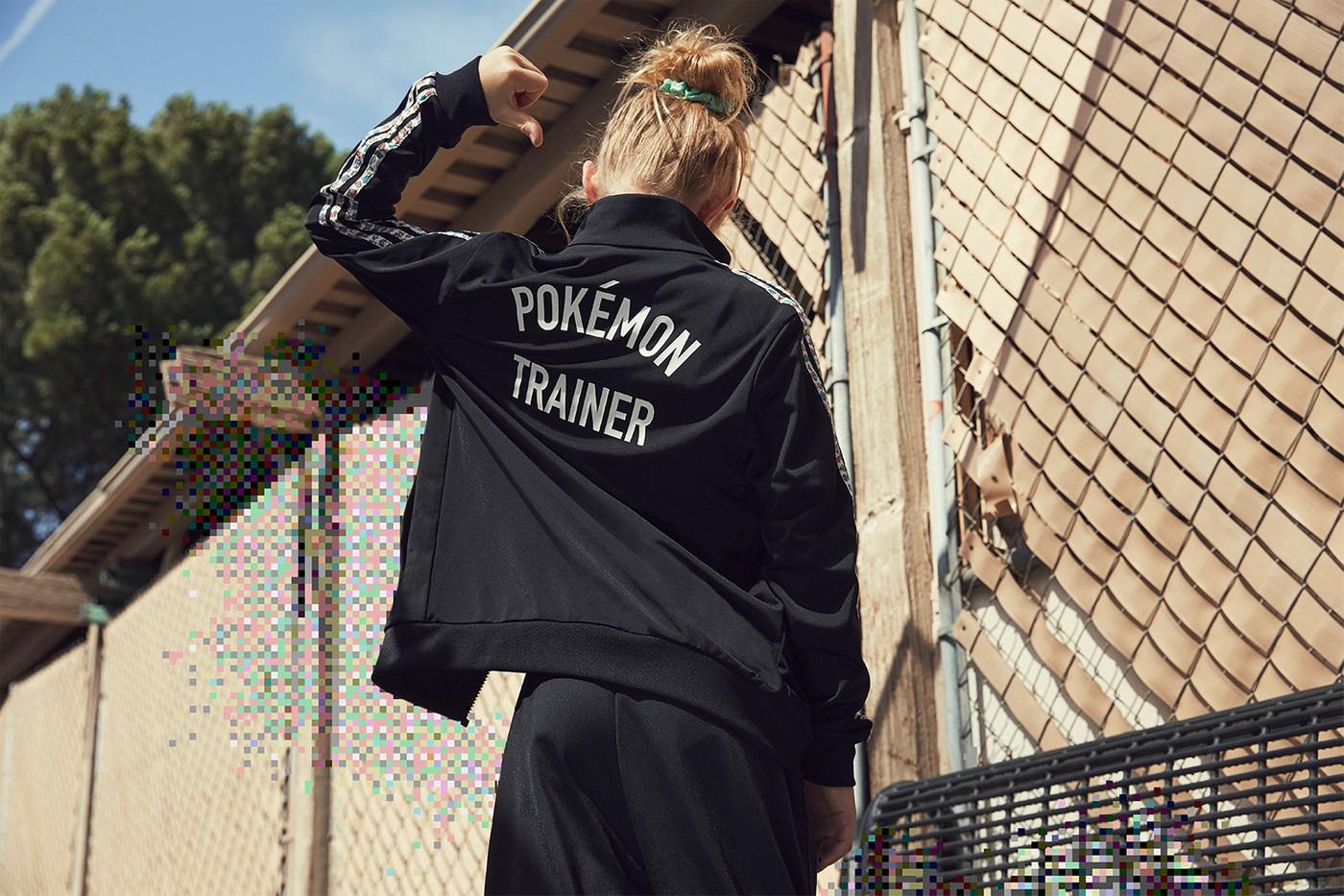 pokemon adidas tracksuit
