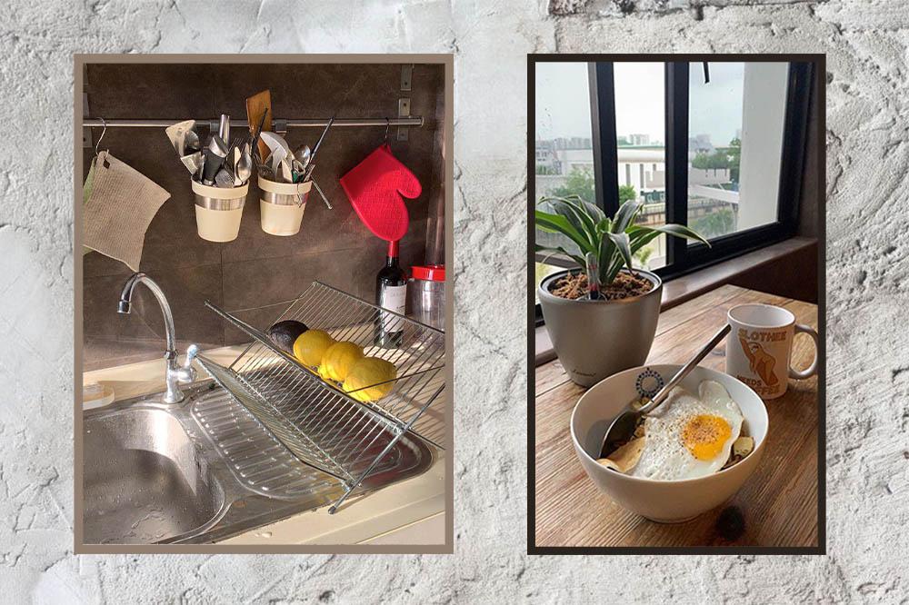 rent in singapore kitchen