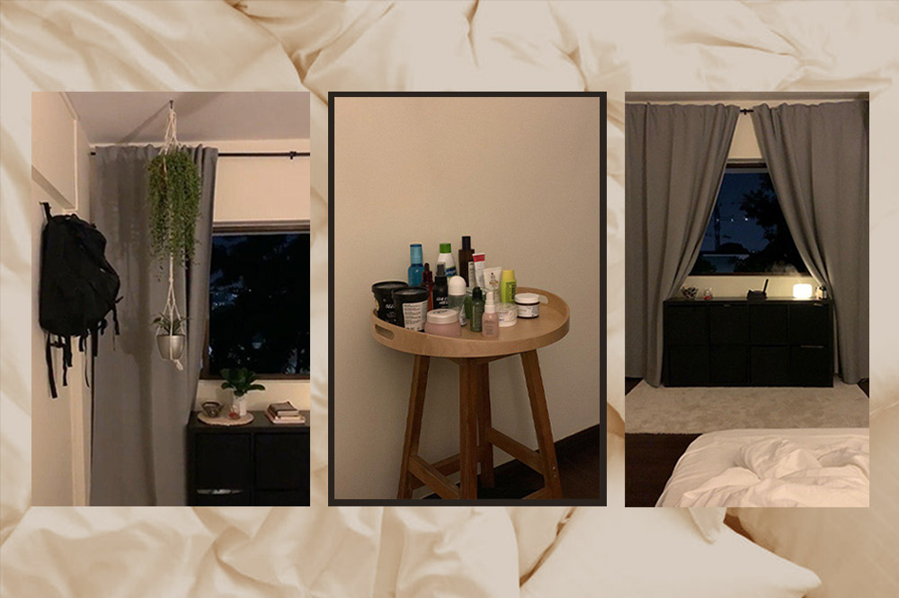 rent in singapore room