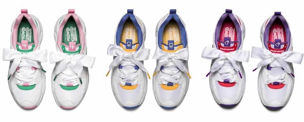 skechers sailor moon 1 - Sailor Moon + Sketchers = scarpe meravigliose (però costose mannaggia)