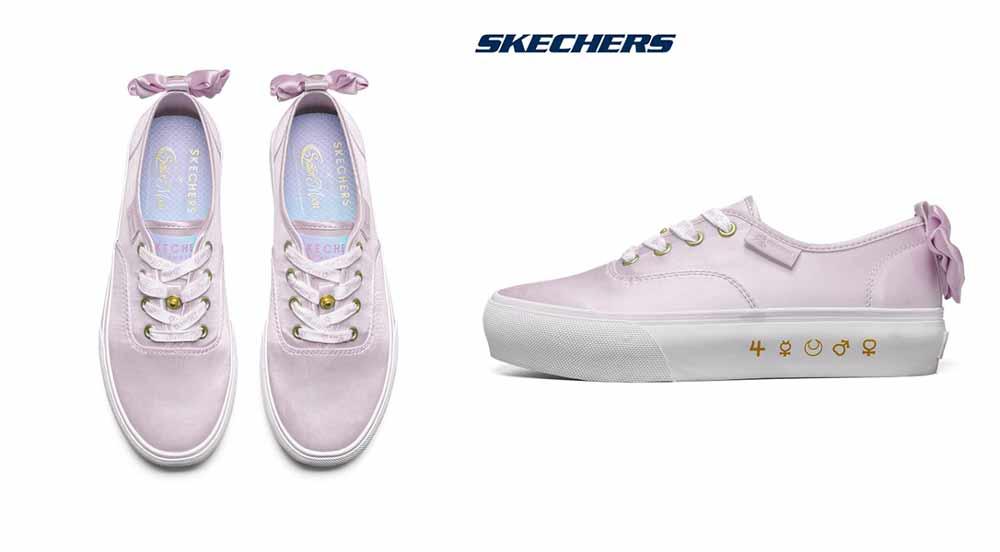 Skechers x Sailor Moon Collection