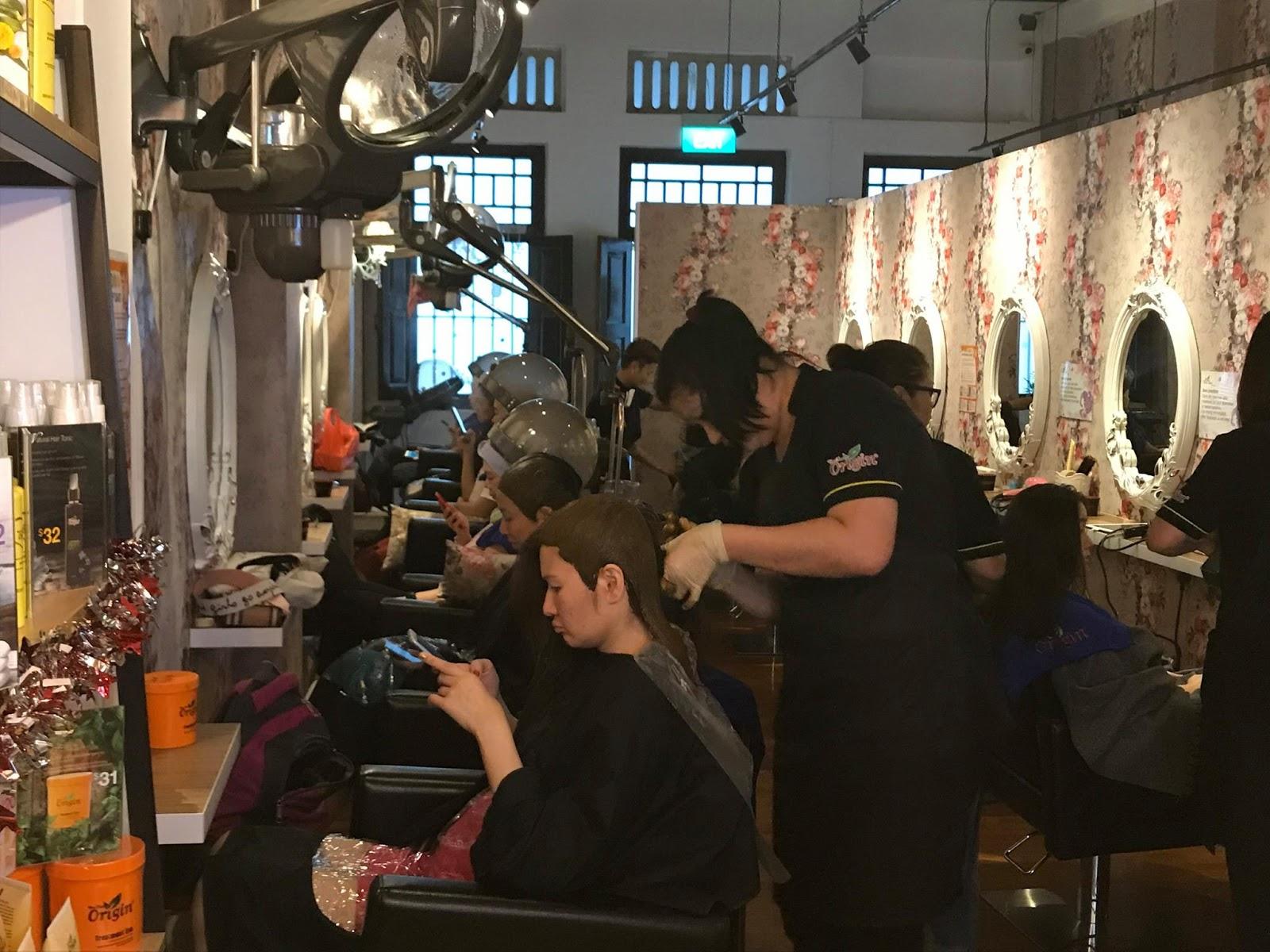 hijab friendly salons bee choo ladies